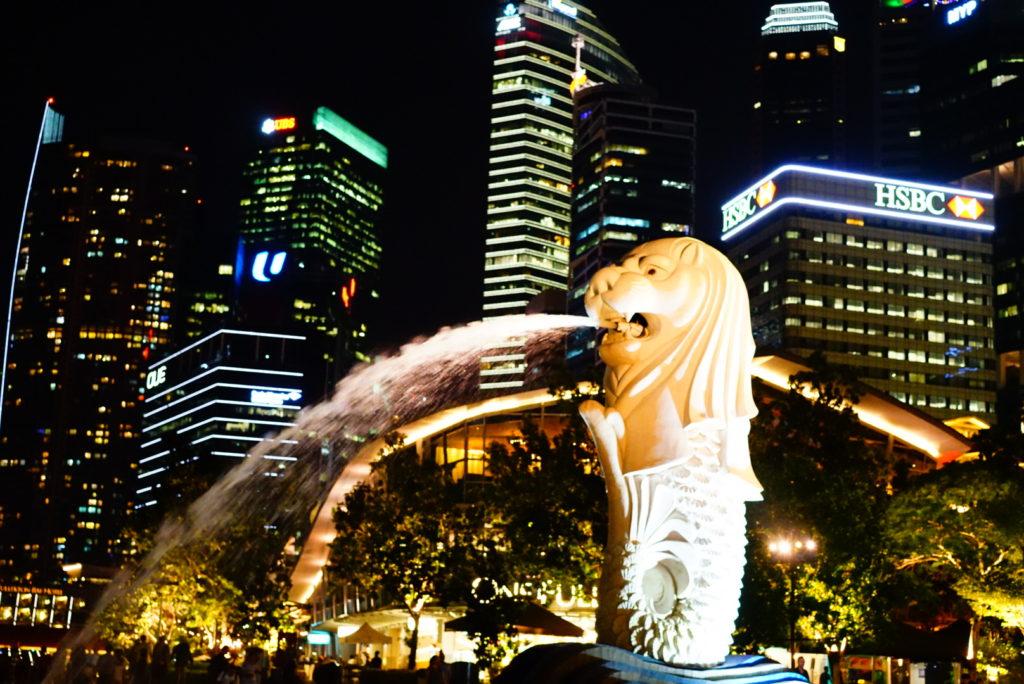 シンガポールで気が付いたこと。