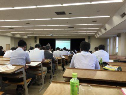 大阪薫英高校@2020年学習塾対象説明会