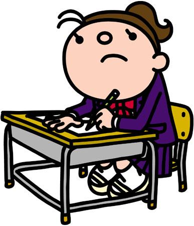 受験シーズン到来。受験の心得とは?